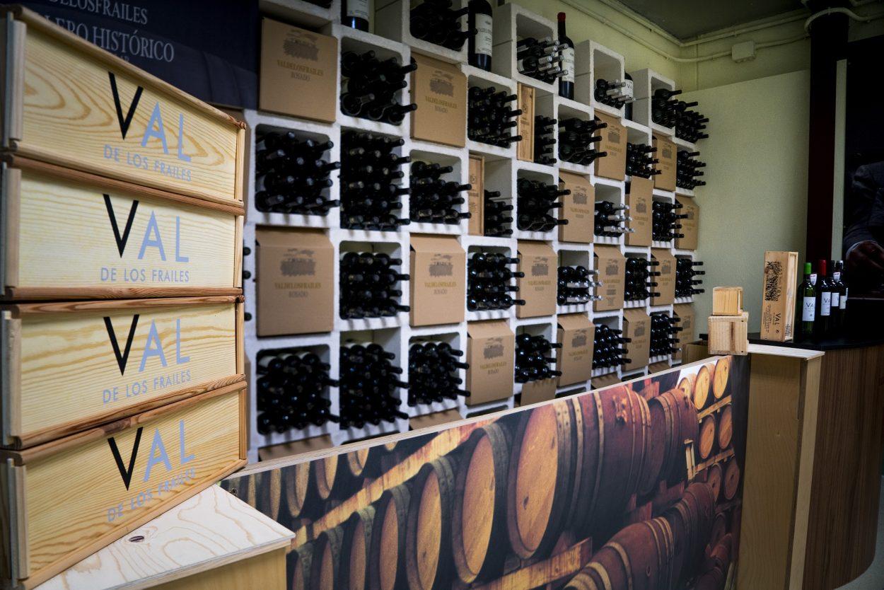 Tienda de vino