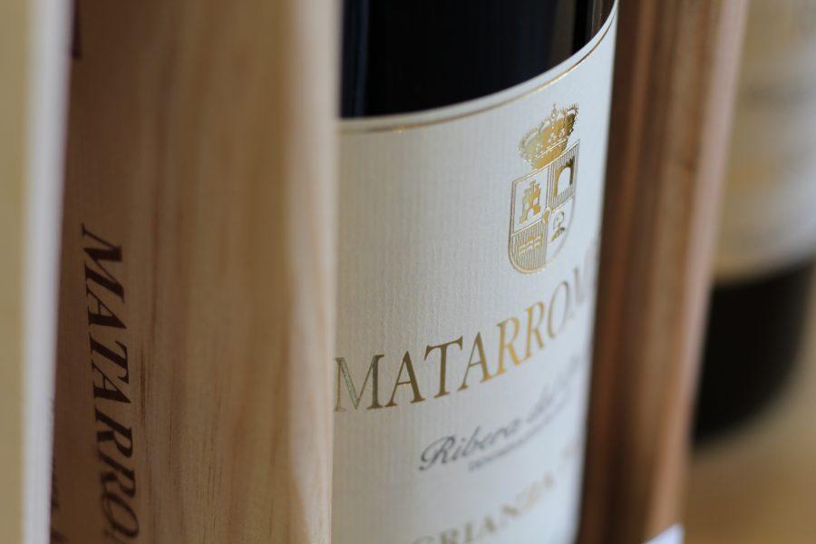 Comprar vino Matarromera