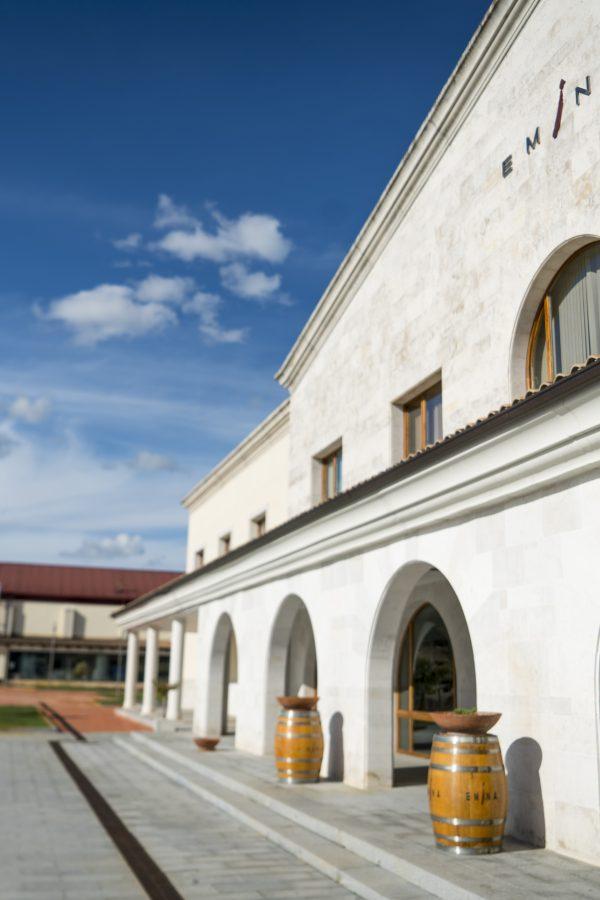 Bodega Emina Ribera - Mejor Bodega Abierta al Turismo