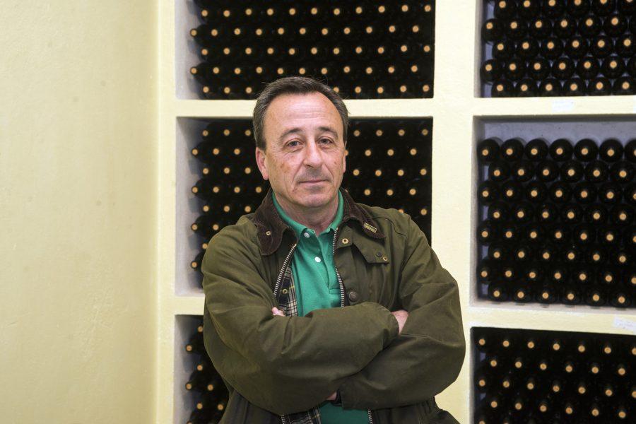 Felix González, Enólogo Jefe de Bodegas Familiares Matarromera.