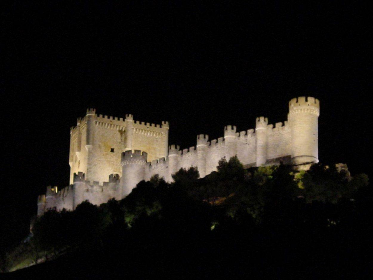 Castillo de Peñafiel - www.provinciadevalladolid.com