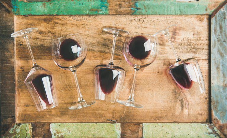 5 vinos con crianza