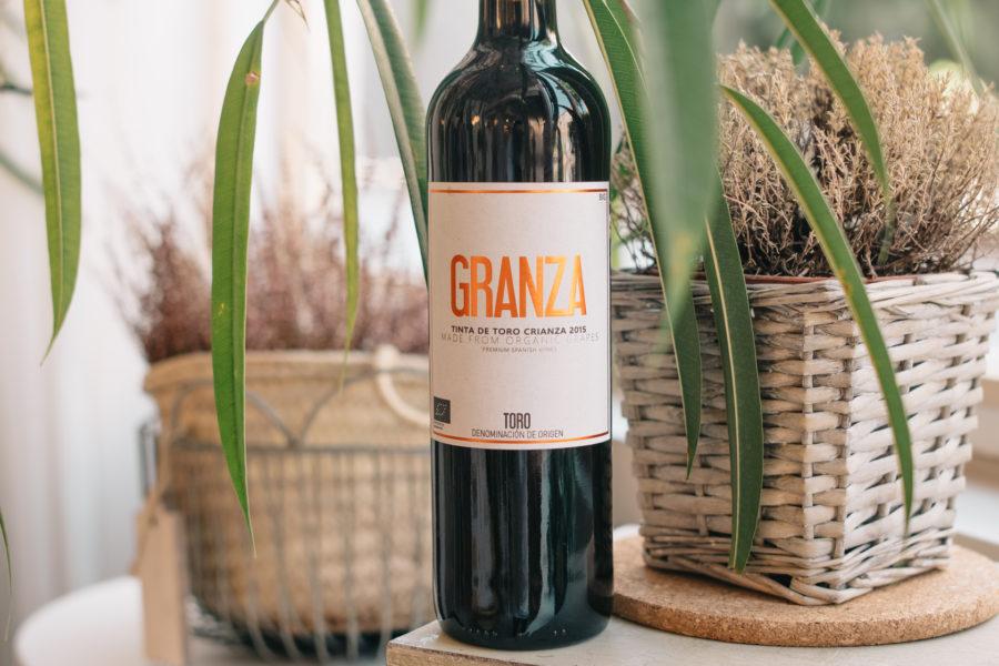 granza vino ecológico