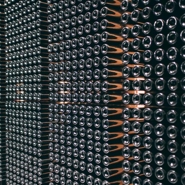 como organizar el vino en casa