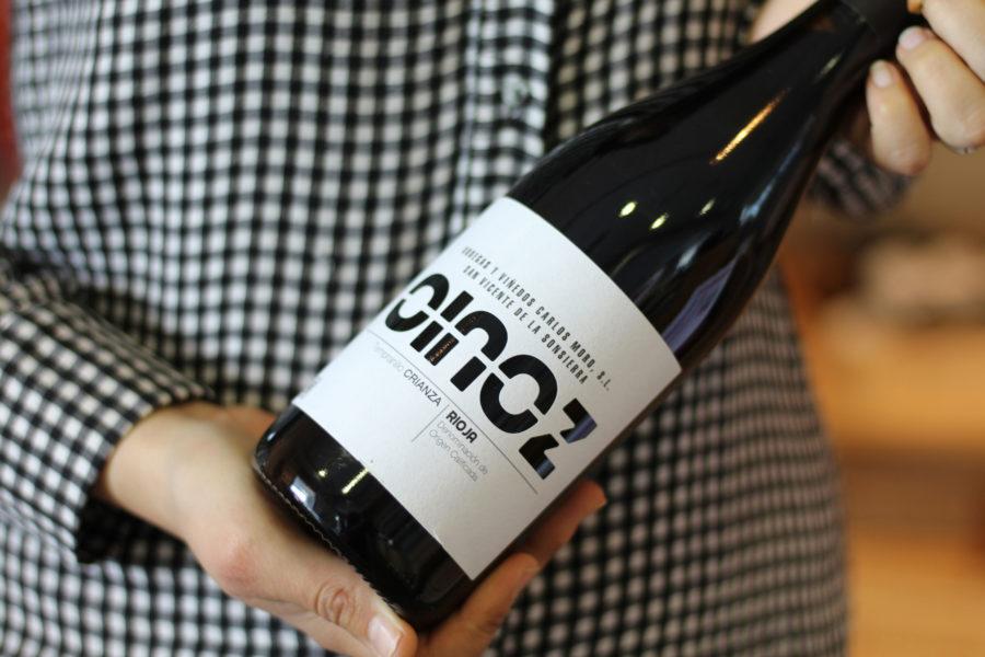 comprar vino en una gran superficie