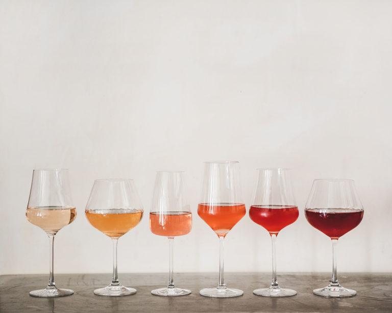 como diferenciar dos vinos