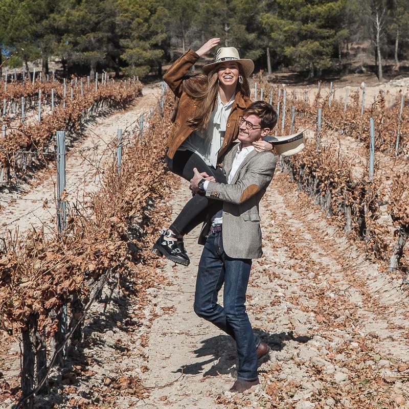 el vino es turismo