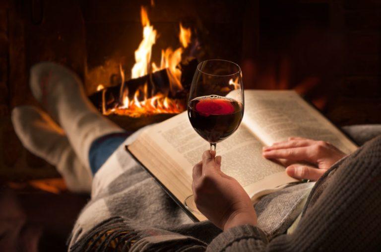 maridajes entre libros y vinos