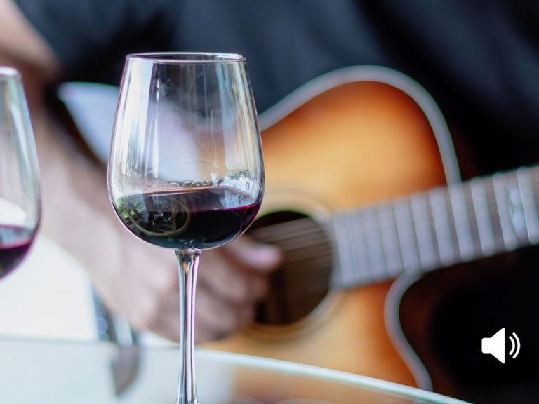 vino y musica - podcast matarromera