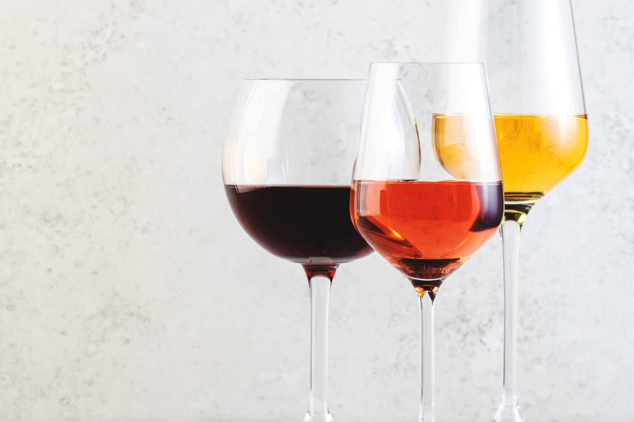el alcohol en el vino